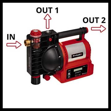 Einhell Hauswasserautomat GE-AW 1246 N FS