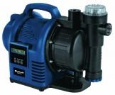 Einhell BG-AW 1136 Hauswasserautomat, 1100 Watt, 3600 l/h Fördermenge, Edelstahlanschlüsse, Automatik- und Timerfunktion - 1