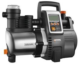 Gardena Hauswasserautomat 6000/6E LCD Inox #1760, 01760-20 - 1
