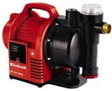 Einhell Hauswasserautomat GC-AW 9036 (900 W, 3600 l/h Fördermenge, max. Förderhöhe 43 m, elektr. Durchflussschalter, Automatikfunktion) - 1