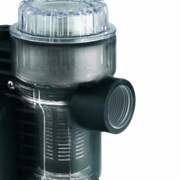 Einhell Hauswasserwerk GE-WW 5537 E (590 W, 3750 l/h, Max. Förderhöhe 38 m, 20 l Behälter, ECO Power: mehr Fördermenge, weniger Stromverbrauch) - 2