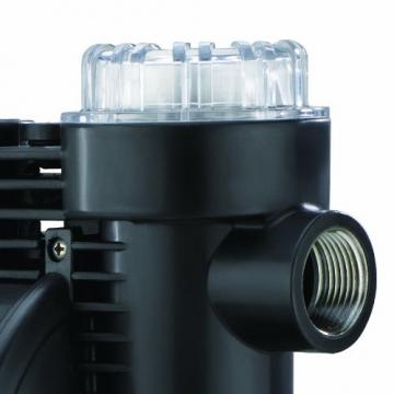 Einhell Hauswasserwerk GE-WW 5537 E (590 W, 3750 l/h, Max. Förderhöhe 38 m, 20 l Behälter, ECO Power: mehr Fördermenge, weniger Stromverbrauch) - 4